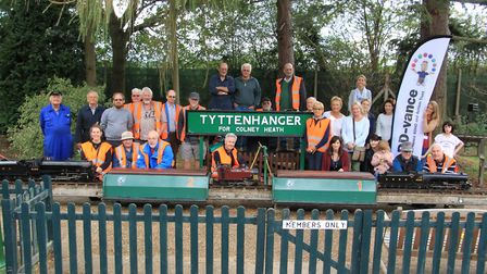 The North London Society of Model Engineers' All Aboard Fun Day on Saturday, September 8 for the ADD