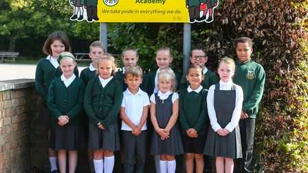 Upwood Primary School has joined an academy. Picture: CONTRIBUTED