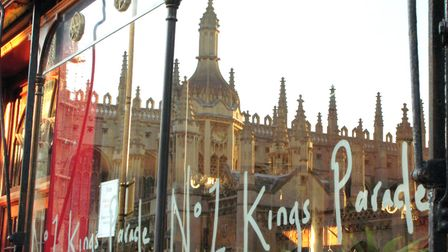 Cambridge is only 15 minutes away by train; Image: ERDL