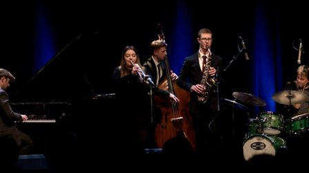 Clark Tracey Quintet will be performing at Herts Jazz