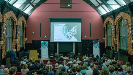 The Cambridge Festival of Ideas returns between October 15 and October 28. Picture: Gwilym Rowbottom