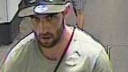 British Transport Police have released this image of a man they would like to speak to in connection