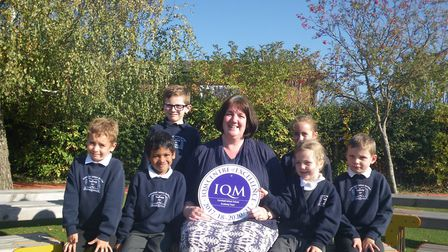 Crosshall Infants School was awarded the Quality Mark's Inclusive School and Centre of Excellence.