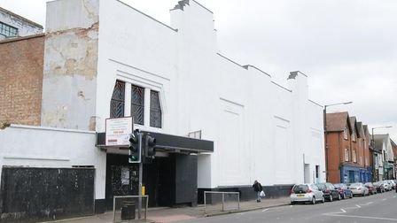 Before the Odyssey: The cinema as it looked in 2010. Picture: Krishan Bhungar