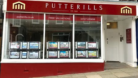 The St Albans branch of Putterills is based on Holywell Hill