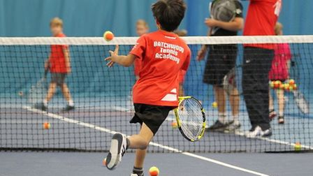 Batchwood Tennis Centre are offering talent-spotting sessions to schools and nurseries in the distri