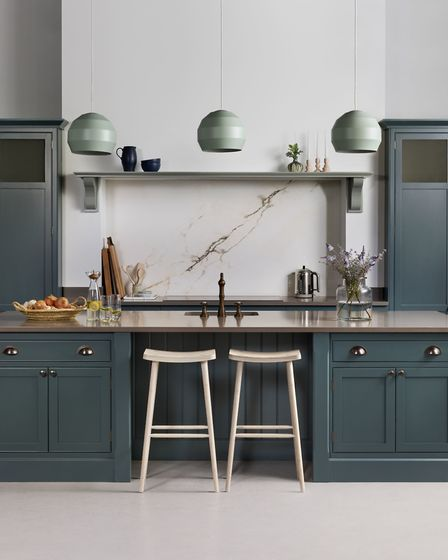 Make It Bold, Open and Interesting: Arbor kitchen blends simplicity of Shaker style with touches of