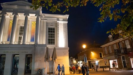 St Albans George Street Gin and Jazz event. St Albans Museum + Gallery. Picture: Stephanie Belton