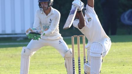 Nikhil Gorantla from Royston has signed for Essex CCC
