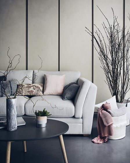 Show A Living Space Some Love: Cavendish 3 Seater Sofa, Chill Fabric, currently reduced from £1,199