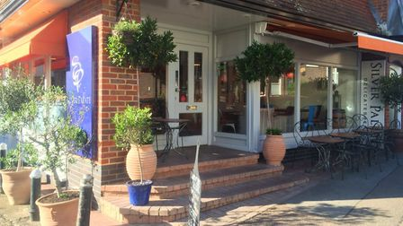 The Silver Palate in Harpenden