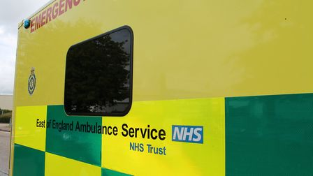 The East of England Ambulance Service attended the scene.