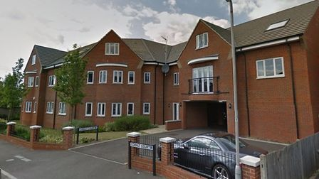 A burglary has taken place at Cobalt Court in St Albans. Picture: Google.