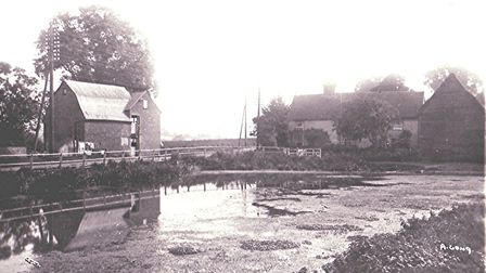 The mill has a rich history. Picture: Strutt & Parker