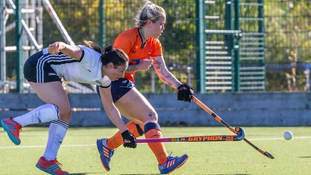 St Albans Hockey Club's Chloe Hobson. Picture: CHRIS HOBSON PHOTOGRAPHY
