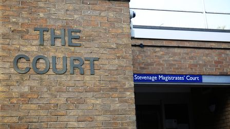 Stevenage Magistrates' Court. Picture: DANNY LOO