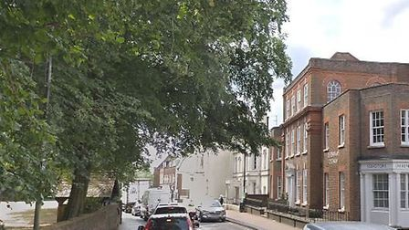 St Peter's Street in St Albans. Picture: Google Street View