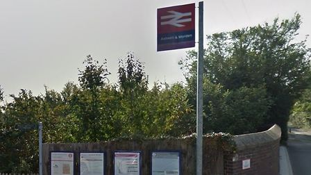 The 202 bus goes to Ashwell and Morden station. Picture: Google Street View