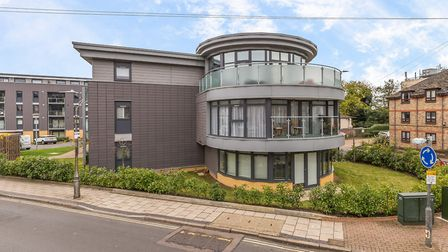 The Apex, Newsom Place, St Peter's Road, St Albans. Picture: Ashtons