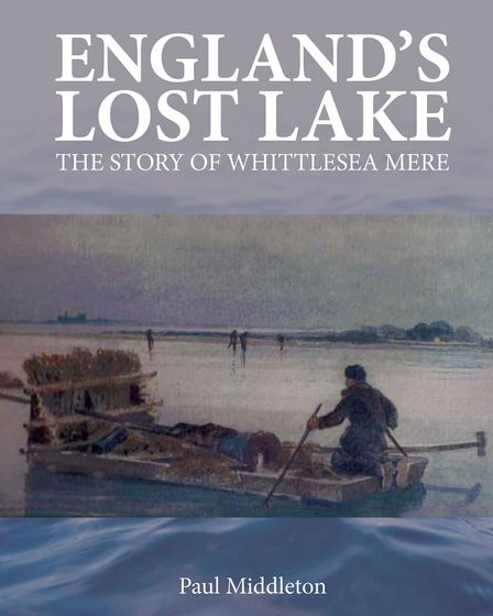 England's Lost Lake. Picture: CONTRIBUTED