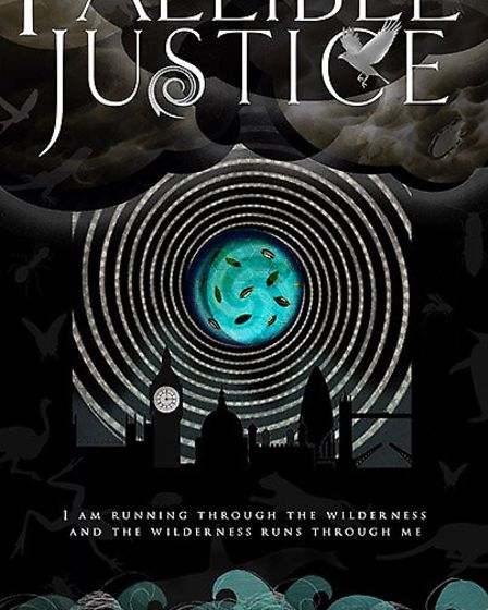 St Albans author Laura Laakso held a book launch for her debut novel Fallible Justice. Picture: Laur