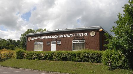The Medway Centre, in Huntingdon.