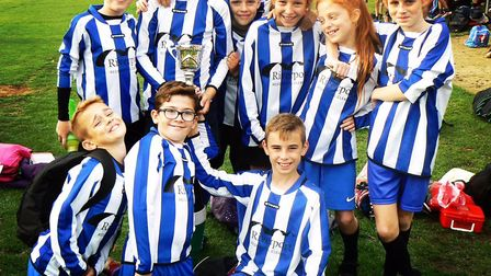 Westfield Junior School won the Large Schools competition.