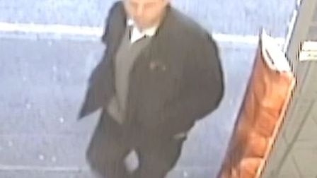 Police want to speak to this man, as they believe he have have information about the theft of a Popp