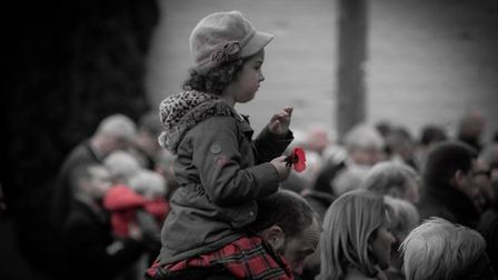 Remembrance at Godmanchester