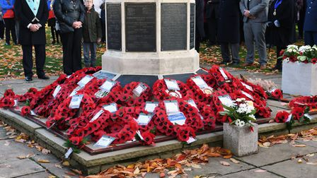 Remembrance in Ramsey