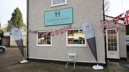 Harpers Hair Salon in Bassingbourn offer free haircuts in return for a donation to the poppy appeal