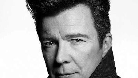 Rick Astley is in Cambridge to promote his new album - The Beautiful Life