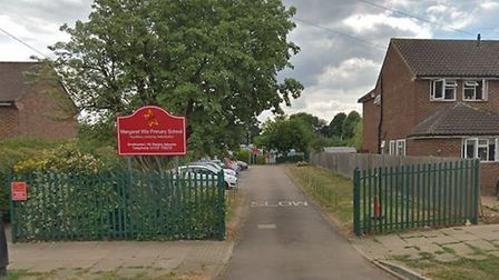 Margaret Wix School in St Albans - picture Google Street View
