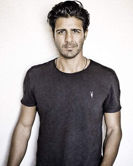 Actor Jay Ali is from St Albans and stars in Marvel's Daredevil on Netflix. Picture: Jay Ali
