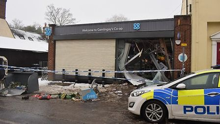 The Co-op at Gamlingay