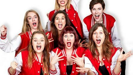 The improvised musical show Notflix will be at Cambridge Junction