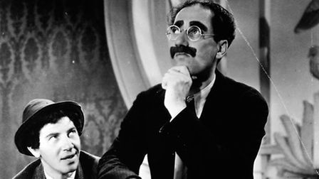 The Marx Brothers' Duck Soup is showing at Saffron Screen