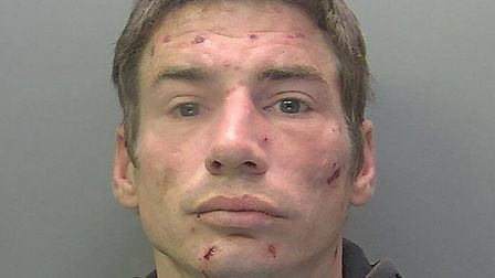 Matthew Shaw. Picture: CAMBS POLICE