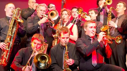 The Big Band at Christmas is coming to The Alban Arena in St Albans,