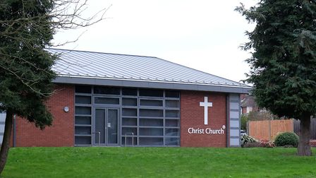 Chirst Church, High Oaks. Picture: Danny Loo