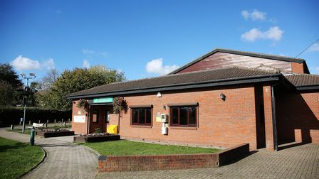 Greenwood Park Community Centre, Chiswell Green. Picture: DANNY LOO