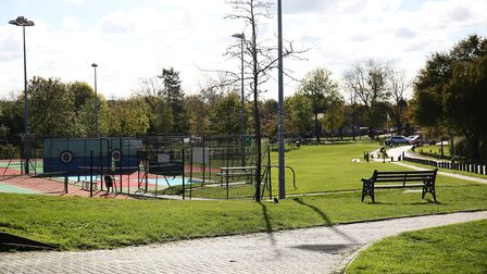 Greenwood Park, Chiswell Green. Picture: DANNY LOO