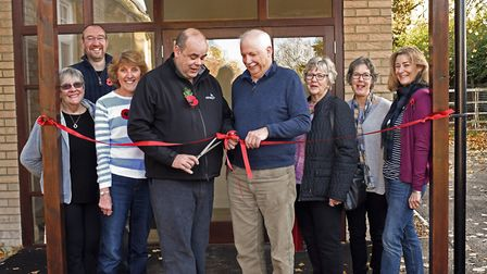 Catworth Village Hall re-opens following refurbishment. Picture: ARCHANT