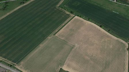 The development site proposed by Rothamsted Research and Lawes Agricultural Trust. Picture: Google M