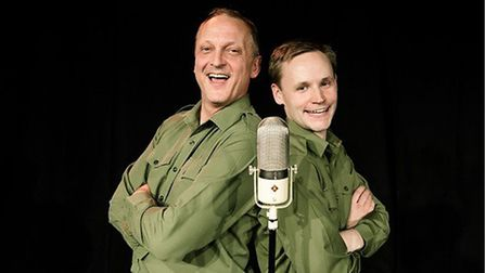 Dads Army Radio Hour at Chelmsford Civic Theatre
