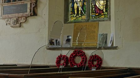 The Friends of St Peters Offord DArcy