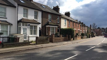 Rent on a typical three-bed home in St Albans costs £1,650 per month, compared to £2,095 in Walthams