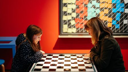 Game Plan: Board Games Rediscovered exhibition at St Albans Museum + Gallery. Picture: St Albans Mus