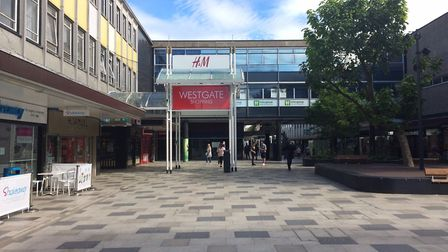 Stevenage residents have Aldi, Primark and Asda on their doorstep - all of which are absent in St Al