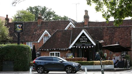 Inn on the Green, Leyton Road. Picture: DANNY LOO
